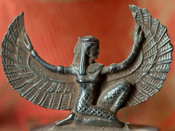 Diosa Isis - amiga de los artesanos