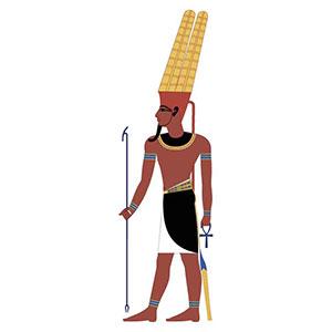 Dioses-egipcios-Amon