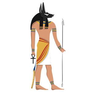 Dioses-egipcios-Anubis
