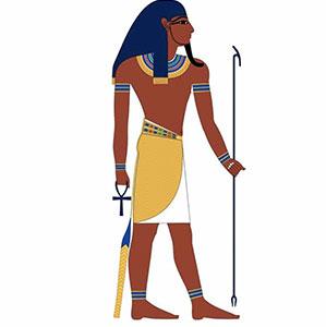 Dioses-egipcios---Atum
