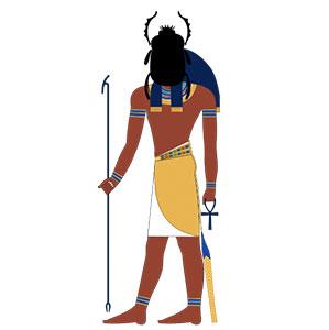 Dioses-egipcios--Jepri