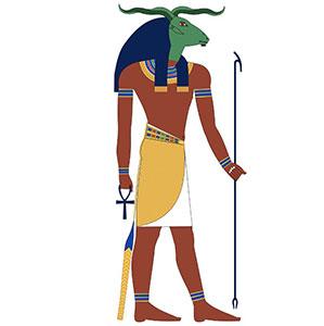 Dioses-egipcios-Jnum