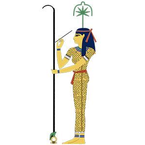 Dioses-egipcios-Seshat