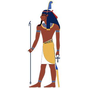 Dioses-egipcios-Shu