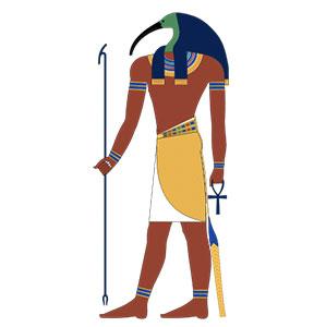 Dioses-egipcios-tot