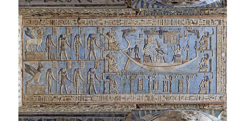 Egipto--Leyenda-de-la-Creación-del-Mundo