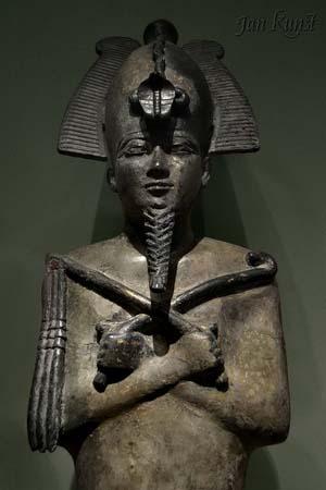 Estatua de osiris