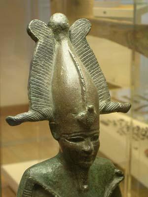 Estatuilla de Osiris