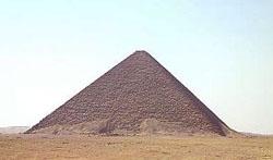 Pirámide Roja de Sneferu