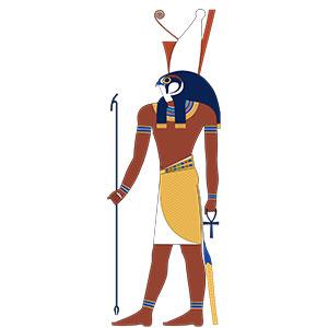 dioses-egipcios-Horus