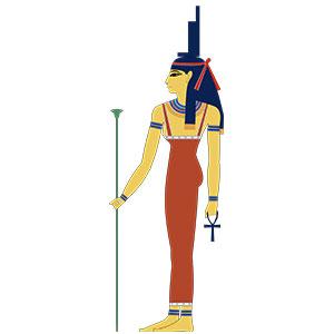 dioses-egipcios-Isis