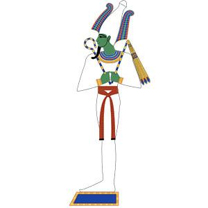 dioses-egipcios-Osiris