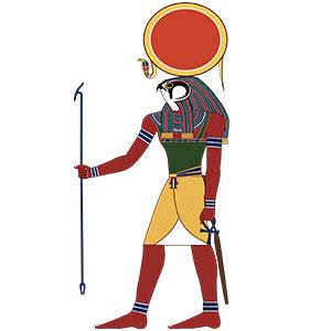 dioses-egipcios-Ra