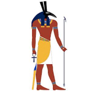 Dioses Egipcios -  Seth - Dios del caos