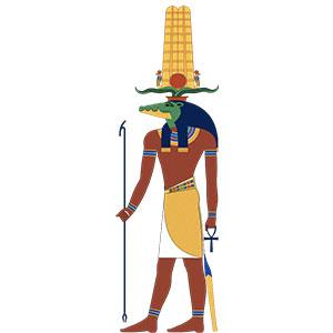 dioses-egipcios-Sobek