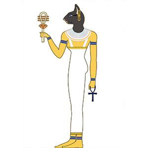 dioses-egipcios-bastet