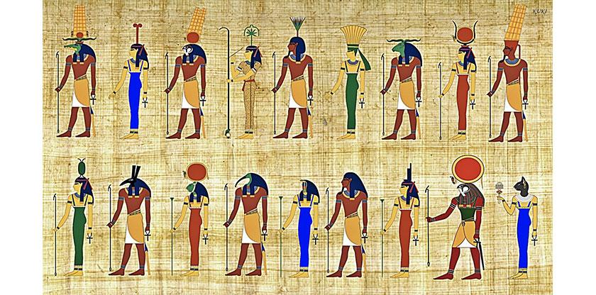 história-de-las-divinidades-egipcias