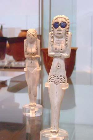 Figuras del Periodo Naqada