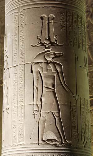 Sobek, Templo de Kom Ombo