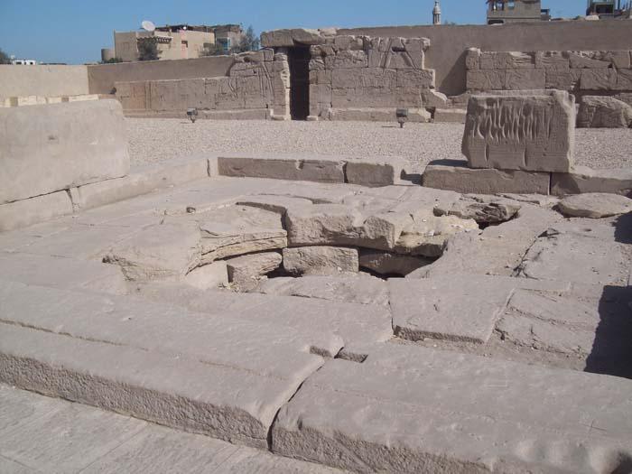 Abydos - Absolución bien - usado para la purificación de sacerdotes