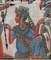 Ankhesenamun, fragmento