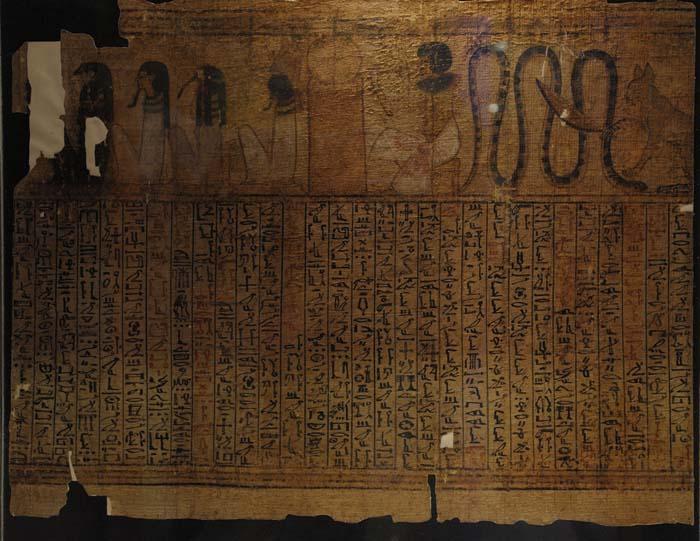 Extracto del Libro de los Muertos