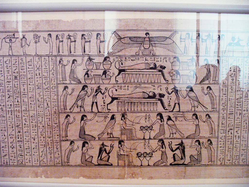 Libro de los muertos de Neferini
