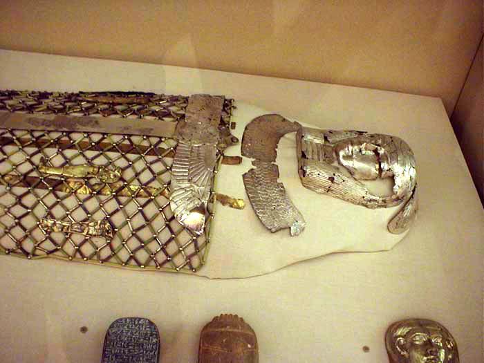 Queen Mernua Mummy Trampas